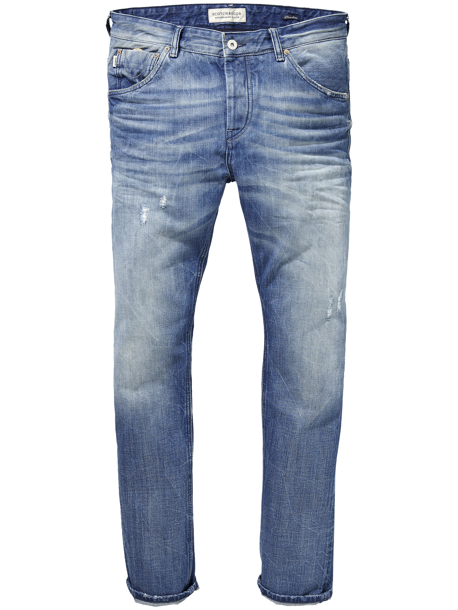 Zoomers, Scotch Soda heren jeans