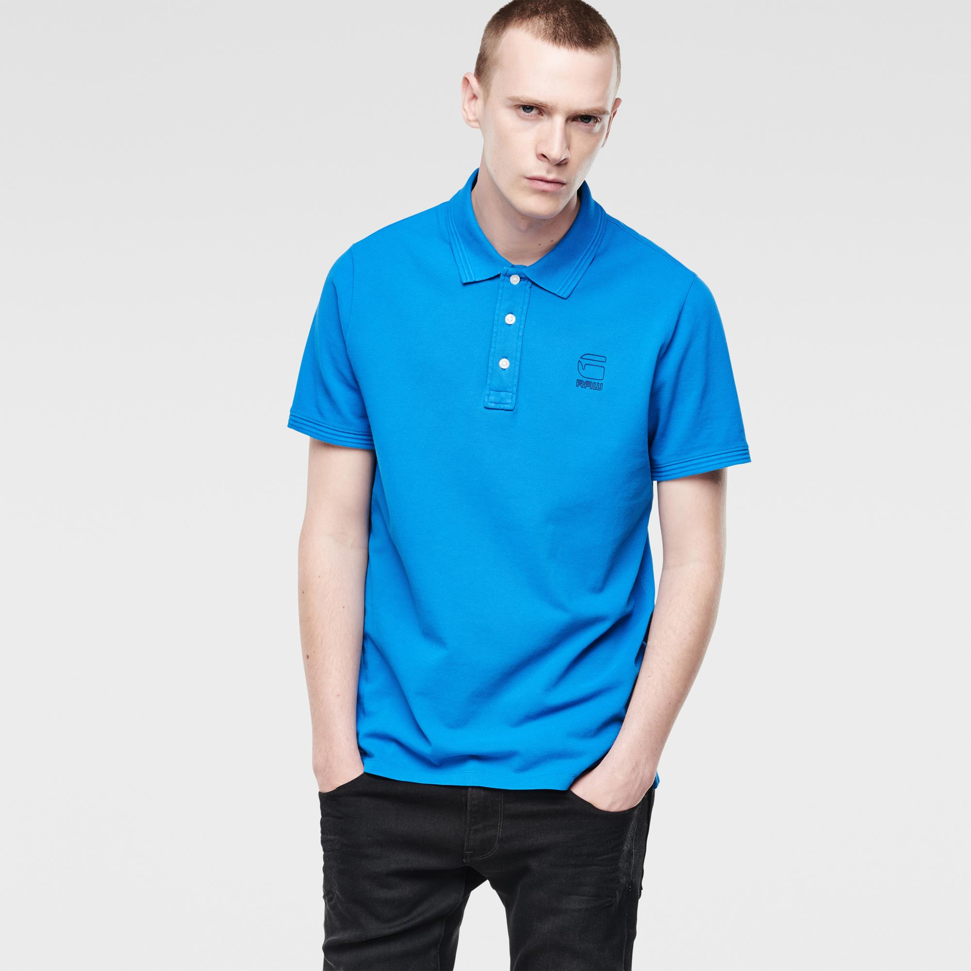 G-Star Raw heren polo