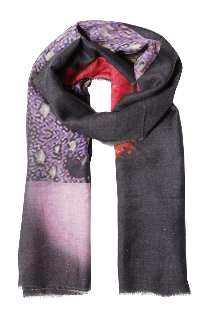 Piet Zoomers, I love my moment dames shawl