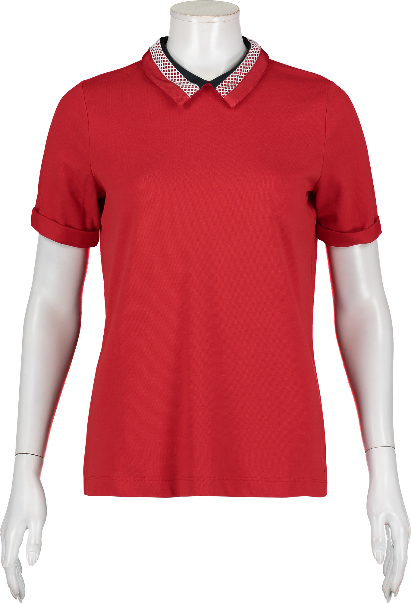 Piet Zoomers Tommy Hilfiger Jeans dames polo