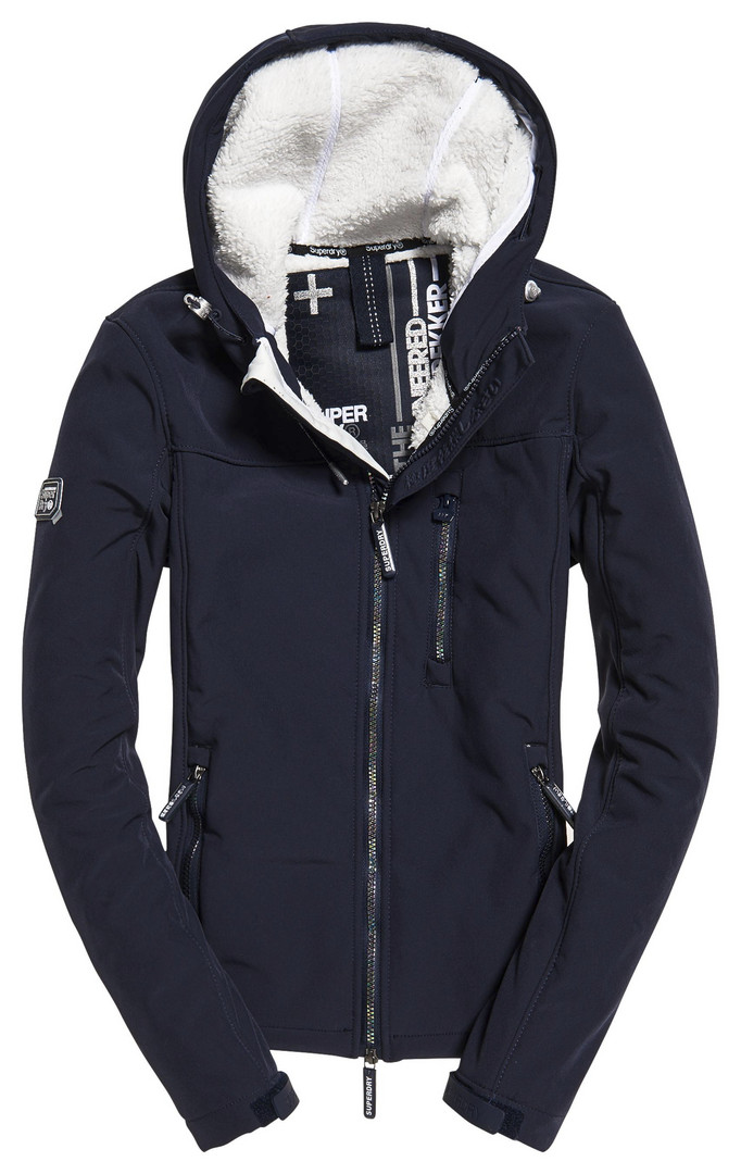Piet Zoomers, Superdry dames jas