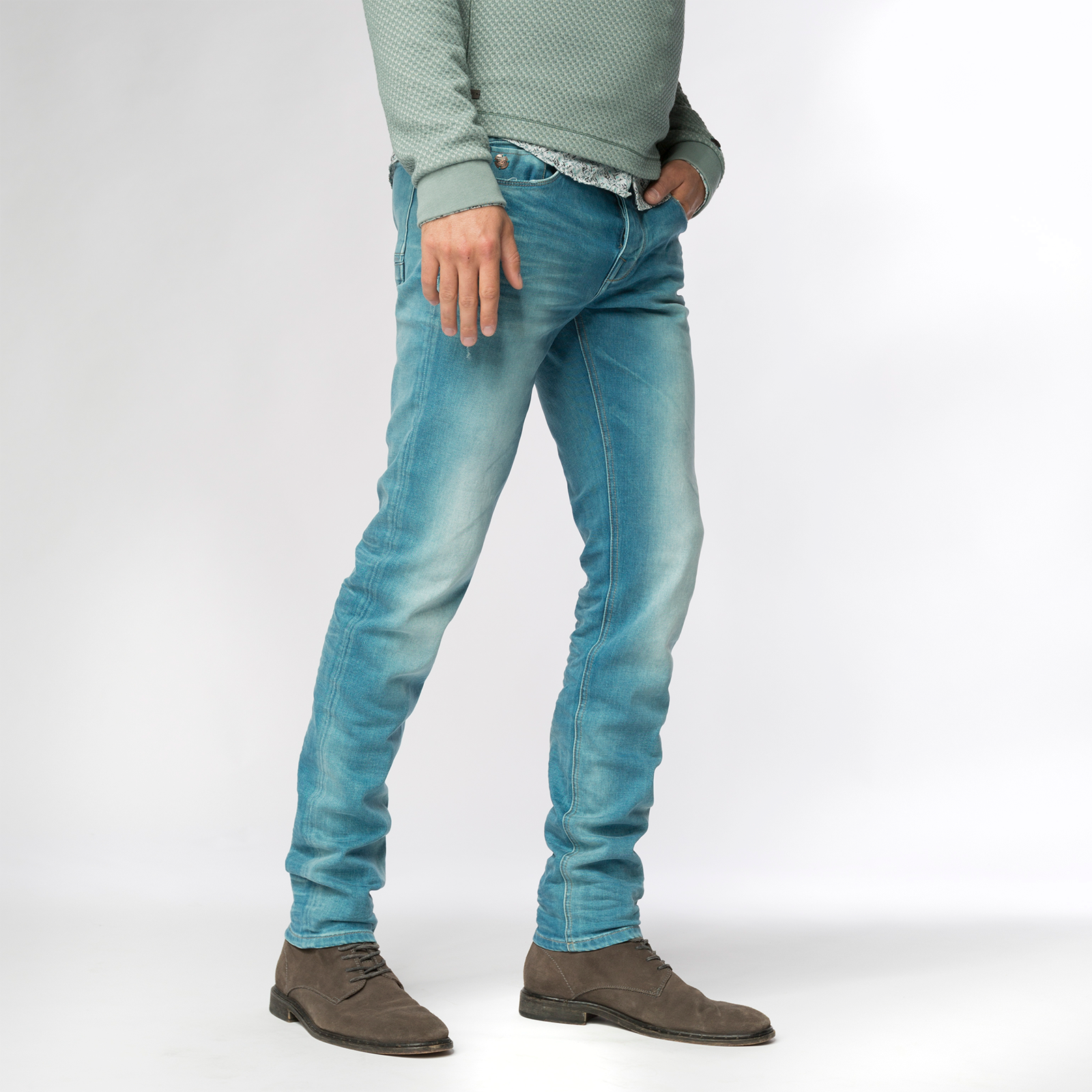 Cast Iron heren jeans