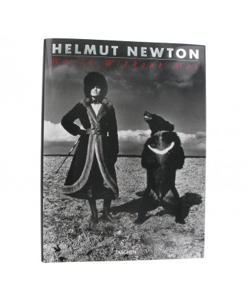 Taschen boek - Helmut Newton  world without men