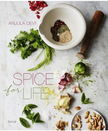 Aerial boek - Spice for life