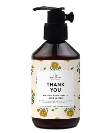 The Gift Label hand lotion