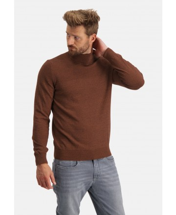 State of Art Pullover Col Plain -