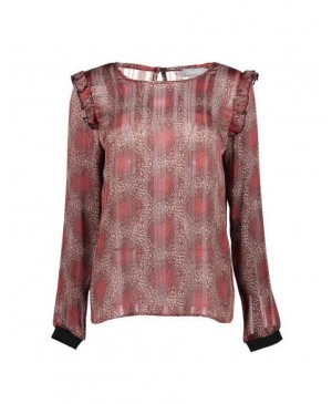 Geisha Dames Blouse