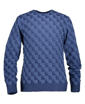 State of Art Pullover ronde hals Jacquard
