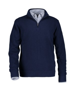 State of Art Pullover rits uni
