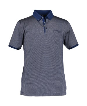 State of Art Poloshirt Fancy in Jersey
