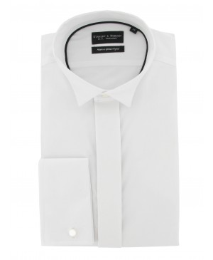 de Stanley & Morgan heren smokingshirt