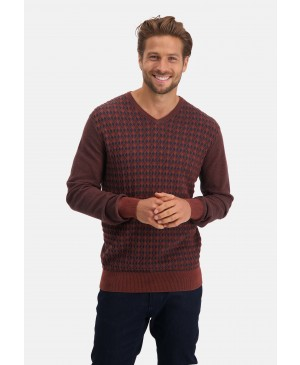 State of Art Heren heren pullover
