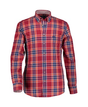 Shirt LS Y/D Checked