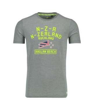 New Zealand Auckland Heren T-shirt