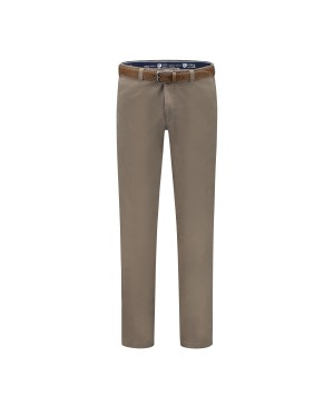 COM4 Trousers Trousers Flat Front Basic Cotton