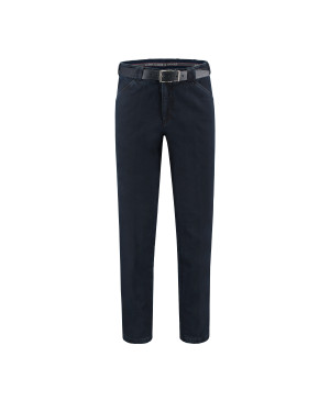 COM4 Trousers Trousers Wing Front Basic Denim