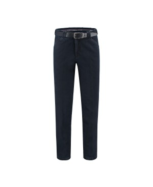 COM4 COM4 Trousers Wing Front Denim