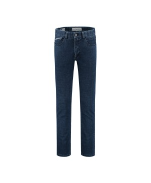 COM4 Trousers Trousers Urban 5-Pocket Basic Denim