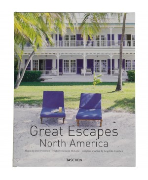Taschen boek - Great espaces North America