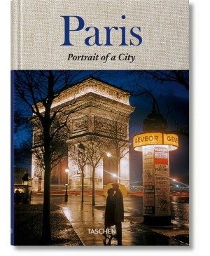 Taschen boek - Paris portrait of a city