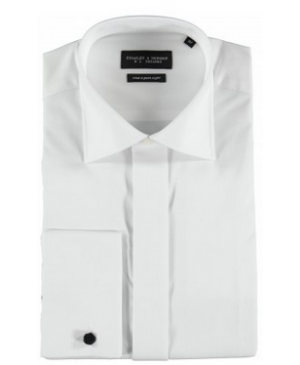 Stanley & Morgan heren smokingshirt
