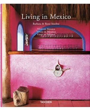 Living in Mexico boek