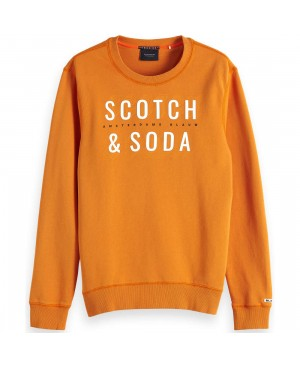 Scotch & Soda heren sweater