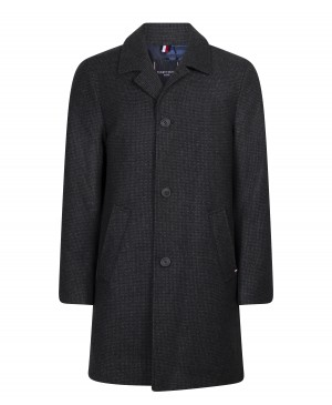 Tommy Hilfiger Tailored Heren trenchcoat