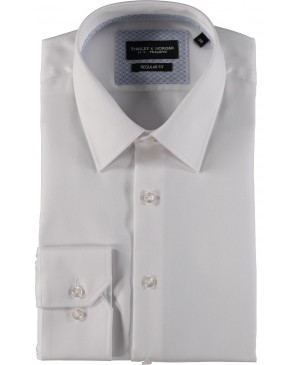 Stanley and Morgan heren dress-shirt