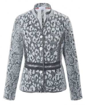 Just White Dames blazer