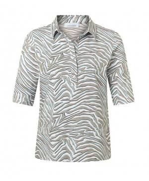 Just White Dames polo