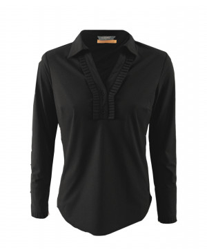 Y-Conic dames blouse