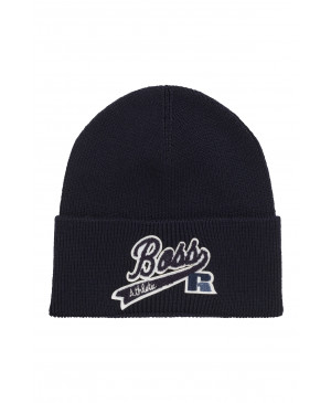BOSS X Russell Athletic heren muts
