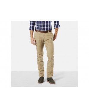 Dockers Washed Khaki Slim Tapered - Stretch Twill