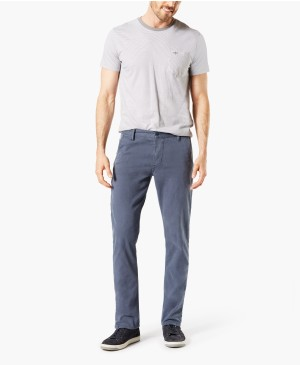 Dockers Alpha Khaki New Tapered - Mason Wash