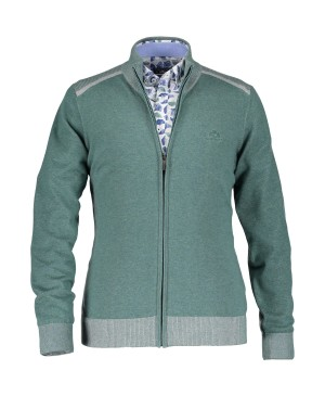 State of Art Cardigan Plain - Zip