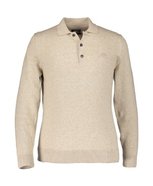 State of Art Pullover Polo Collar
