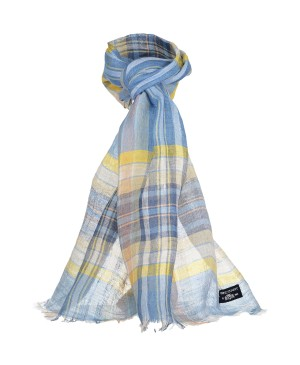State of Art Shawl Checked