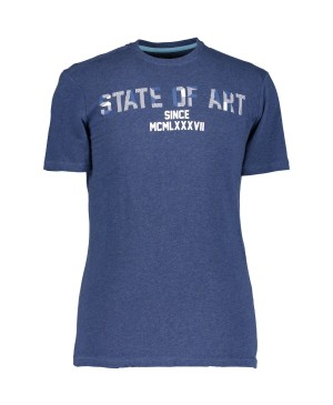 State of Art T-shirt Crew-Neck SS