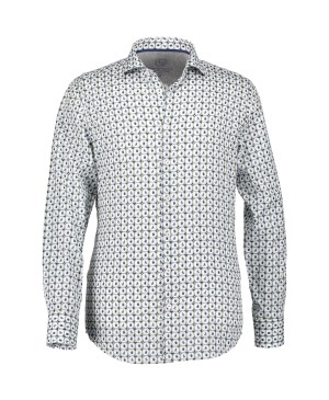 State of Art Shirt LS Printed Pop