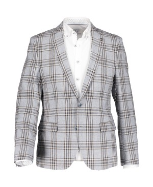 State of Art Blazer Checked - Mod