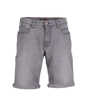 State of Art Bermuda Denim - Grey