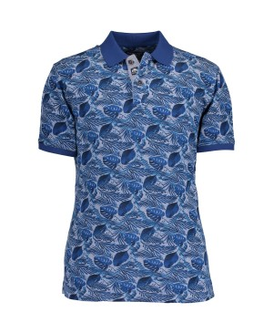 State of Art Poloshirt Oxford Piq