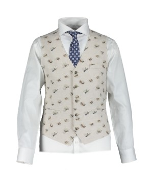 State of Art Gilet Printed - Mode