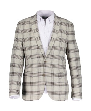 State of Art Blazer Checked - Ful