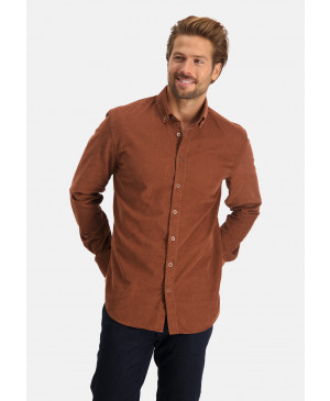 State of Art Shirt LS Plain - Fin
