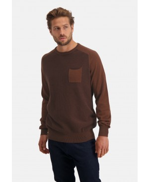 State of Art Pullover Crew-Neck C