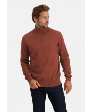 State of Art Pullover Col Plain