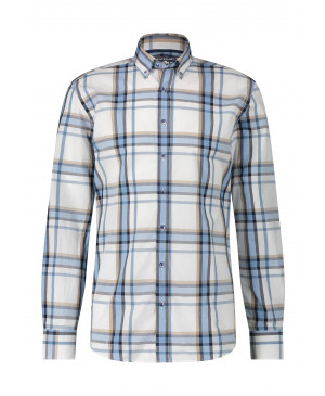 State of Art Shirt LS Y/D Checked