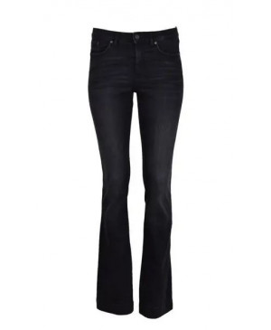 NickJean Dames Flared jeans